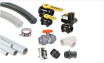 Pipes, Hoses Valves & Fittings at BARR Plastics