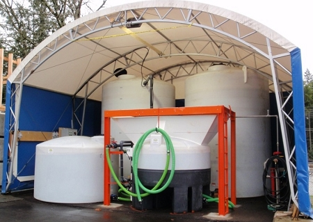 Complete Brine Production & Handling Systems