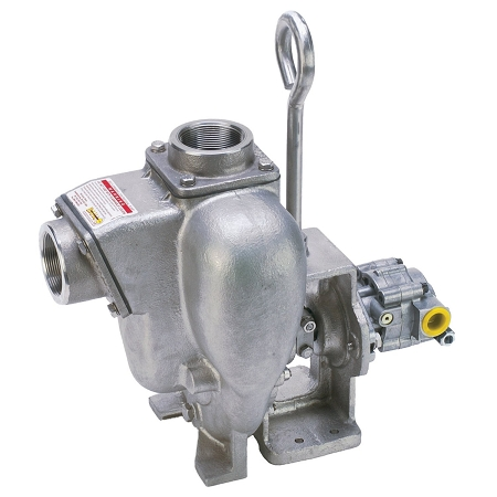 "3"" Stainless Steel Pump"