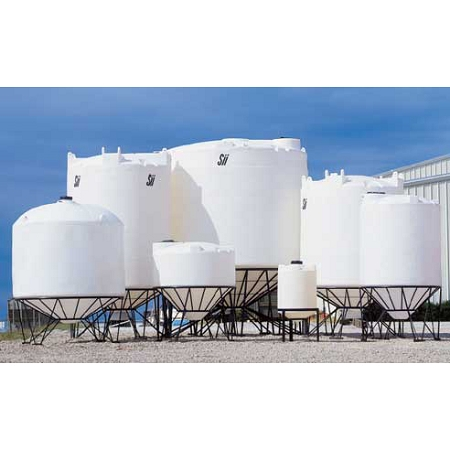 Industrial Cone Bottom Tanks