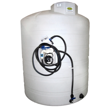 Diesel Exhaust Fluid DEF Bulk Dispensing Tanks Containers BARR