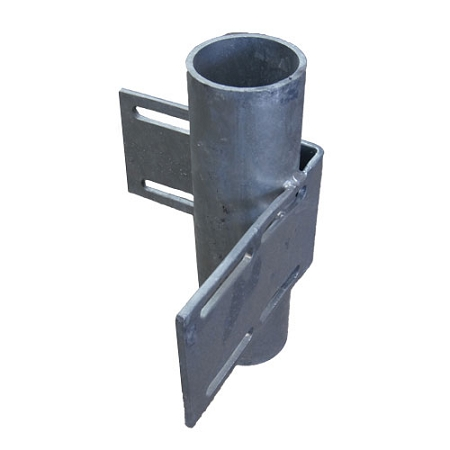 "Inside Corner - 3"" I.D. Pipe Holder"