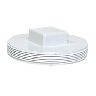 PVC Threaded Drain Plug