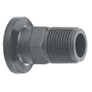 Polypropylene Male Thread x Flange Fittings
