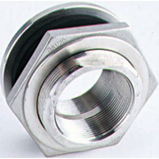 Stainless Steel Bulkhead Fittings