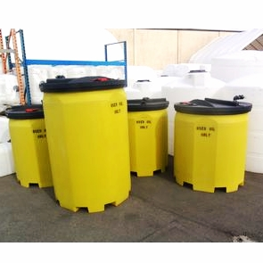 Double Wall Used Oil Containment Tanks