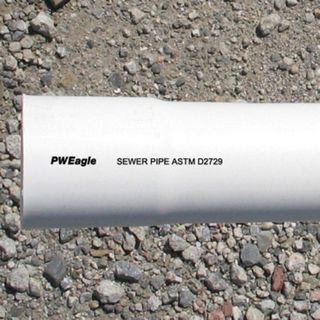 PVC Sewer Drain Vent Piping
