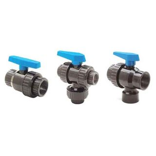 Polypropylene Single Union Ball Valves