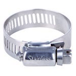Light Duty Stainless Steel Screw Clamps