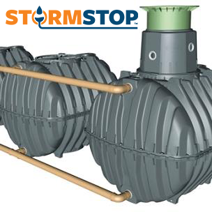 BARR StormStop Retention & Detention Tank Systems