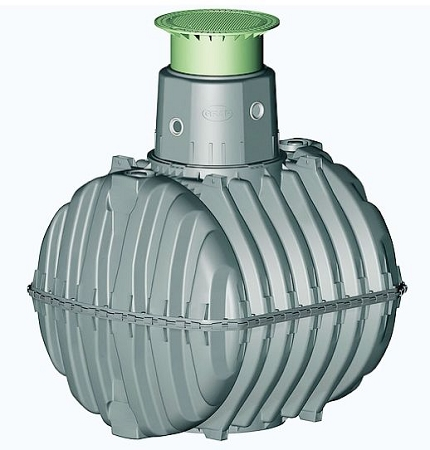 Graf Carat S Belowground Tanks Barr Plastics Inc