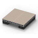 Complete Aluminum Floating Dock Kits