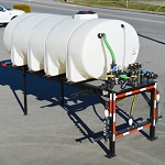 Self Loading Brine Spray Applicator Systems