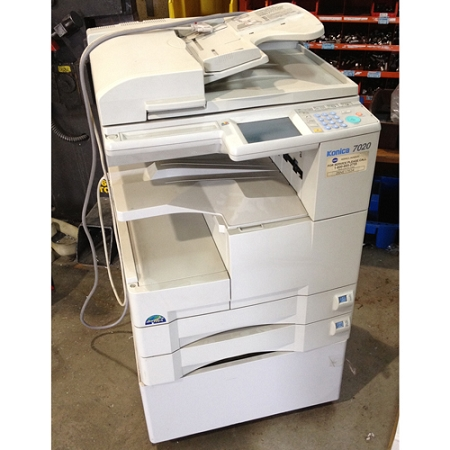 konica fax machine