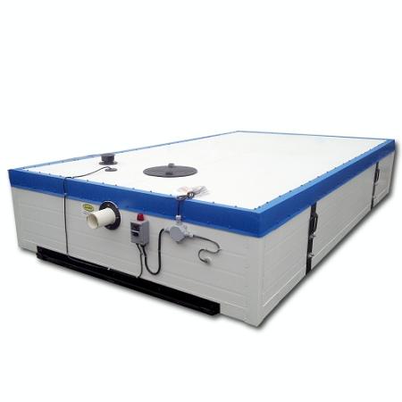 Custom Heated & Insulated Holding Tanks | BARR Plastics Inc