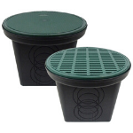 Septic D-Boxes, Modular Risers, Lids & Accessories