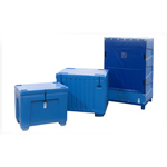 Plastic Totes, Bins & Containers