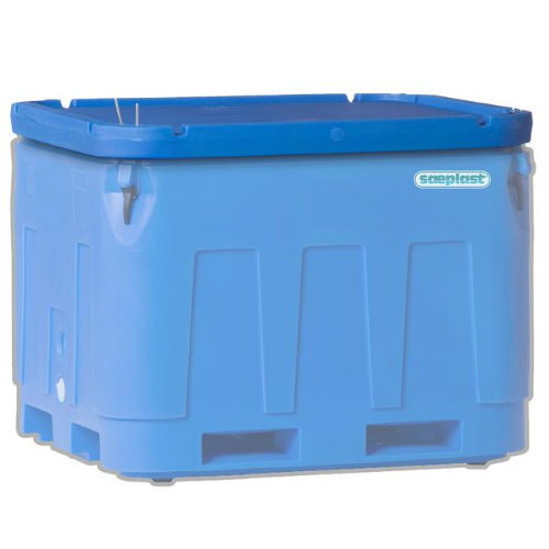 Insulated Lid for D Series Bins