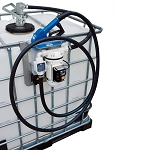 Diesel Exhaust Fluid (DEF) Dispensing Totes