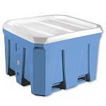 Saeplast Non-Insulated Double Wall Bins
