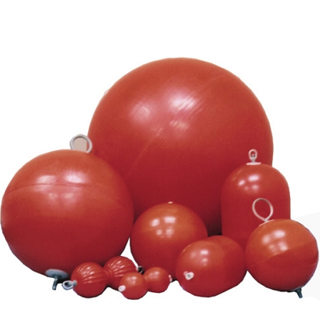 Industrial Float Balls Barr Plastics Inc