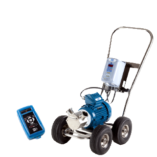 Veraflex Pump Cart System