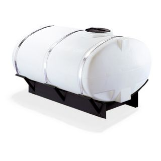 Elliptical Full Drain Tanks  (Skid Required) & Accessories