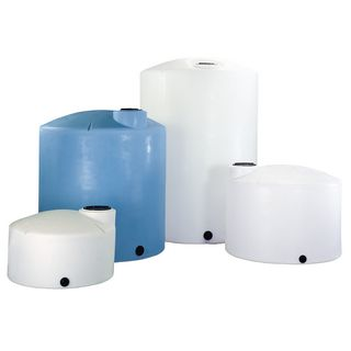 Dome Top Vertical Storage Tanks