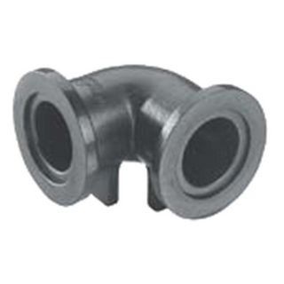 Polypropylene Flange Elbow 90°