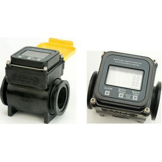 Polypropylene Flange Connect Flow Meters