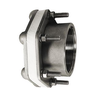 Stainless Steel Bolted Fittings