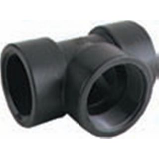 SCH 80 Polypropylene Threaded Tee