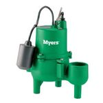 Myers SRM4 Series Sewage Pump