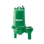 Myers WHRH Series Sewage Pump