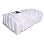 Aboveground Low Profile Water & Waste Holding Tanks