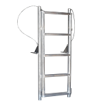 Aluminum Finger Pier Dock Lift Ladders