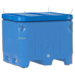 Insulated Lid for DX Series Bins