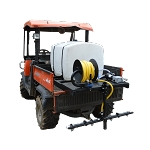 ATV De-icing & Dust Control Sprayer Unit
