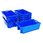 Heavy Duty Nest & Stack Containers
