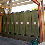 Rainwater & Emergency Hog Modular Water Storage Tanks