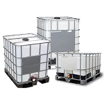 All New Economy Cage Tote/IBC