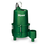 Myers ME45 Series Effluent & Drainage Pump