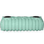 CSA Approved Norwesco Low Profile HD Septic Tanks