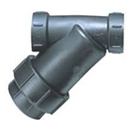 Polypropylene Y-Line Strainers