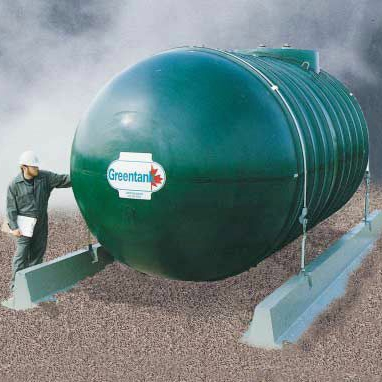 Belowground Fibreglass (FRP) Tanks