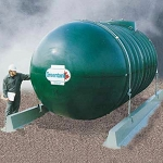 Commercial Fibreglass Wastewater Tanks