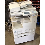 Konica 7020 Networked Print /Copy/Scan/Fax Machine